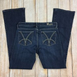 KUT From The Kloth Blue Bootcut Jeans